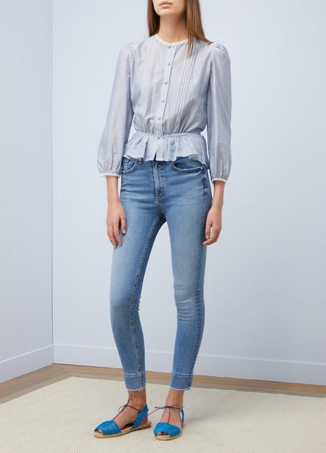 Rag & BoneJean skinny taille haute