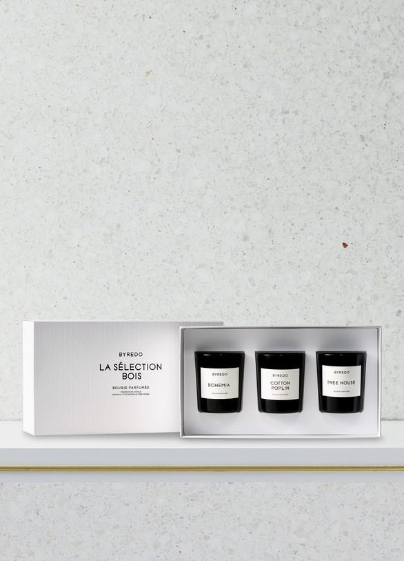 ByredoBois mini candle gift set