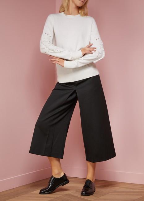 BarrieRomantic Cashmere Sweater