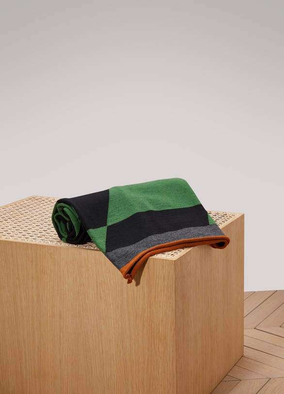 Sofie d'HooreWool Intarsia scarf