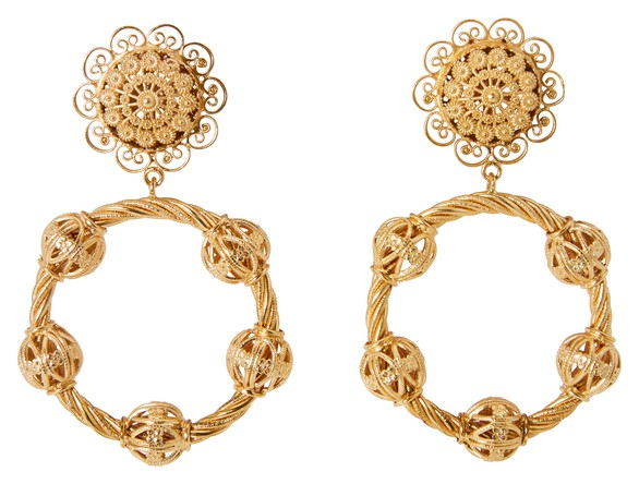 DOLCE & GABBANA Sphere earrings