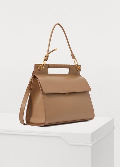 GivenchySac porté épaule Whip grand modèle