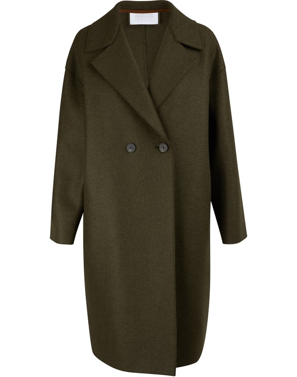 HARRIS WHARF LONDON Felted wool coat
