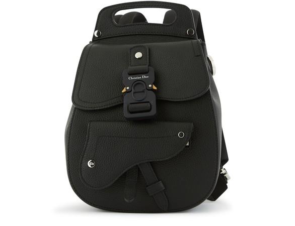DIORSaddle Backpack in calfskin