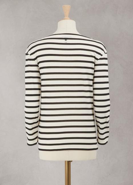 DiorT-shirt rayé à manches longues