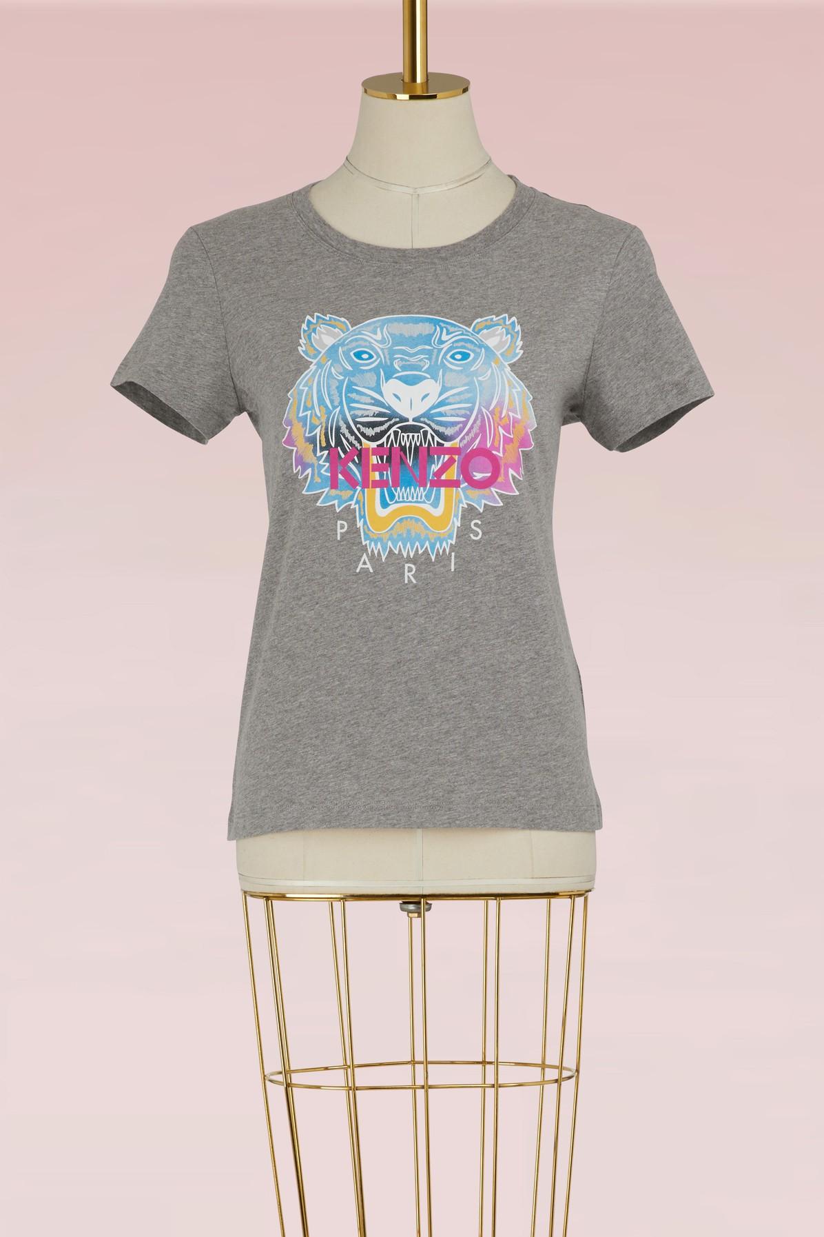 KENZO | Rainbow Tiger t-shirt | Goxip