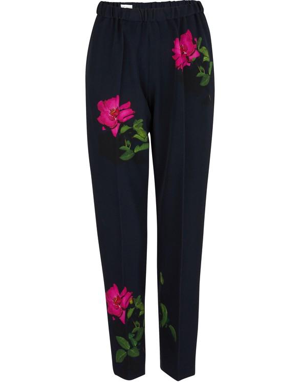 DRIES VAN NOTENWool trousers