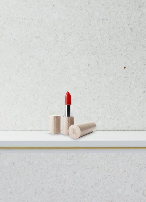 La Bouche RougeEcrin en cuir pour rouge à lèvres