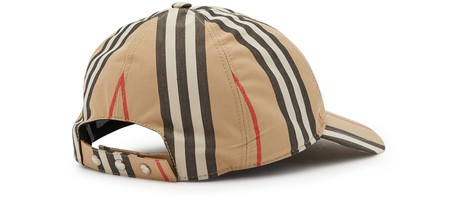 BURBERRYCotton cap