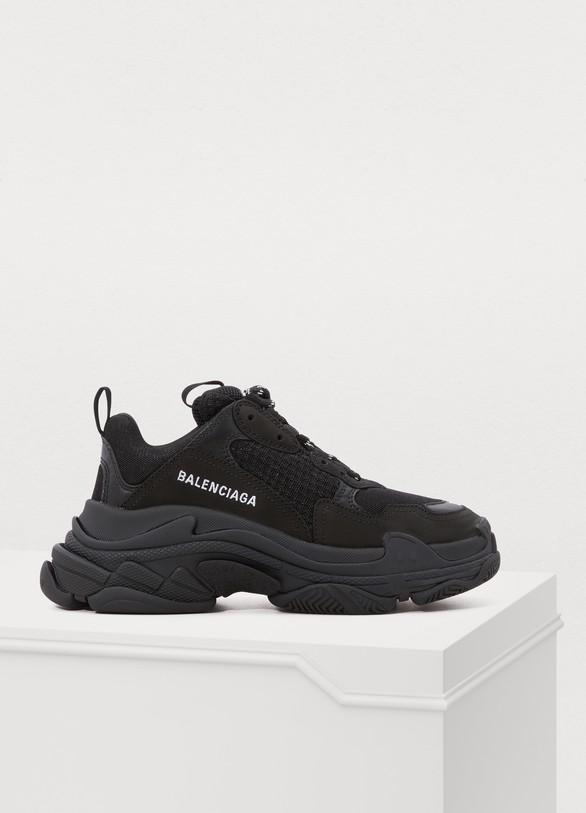edb1a9792f707 Balenciaga Triple S sneakers