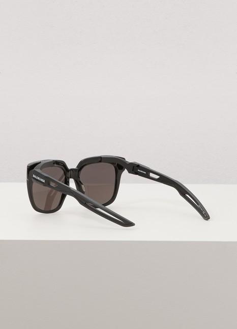BalenciagaLunettes de soleil Hybrid D-Frame