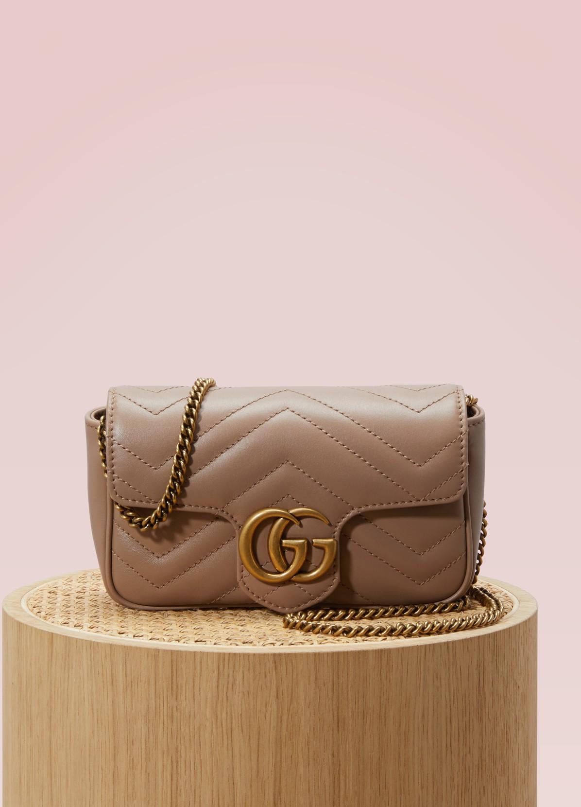 gucci bags india. gucci gg marmont matelassé super mini bag gucci bags india