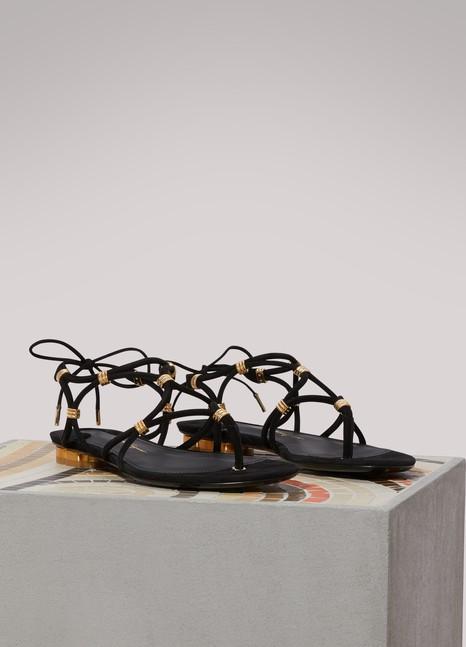 Fiuggi flat sandals Salvatore Ferragamo kE5Oo