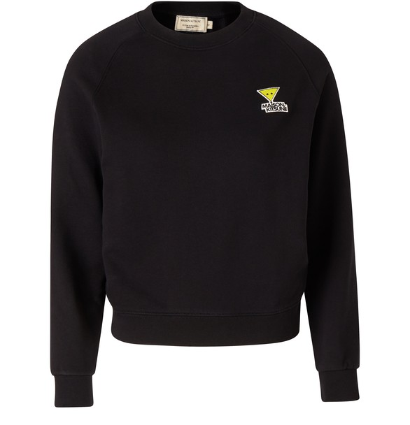 MAISON KITSUNETriangle Fox sweatshirt