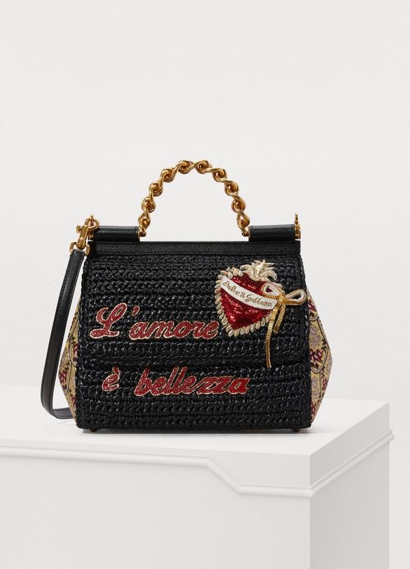Dolce & GabbanaSac porté main Sicily
