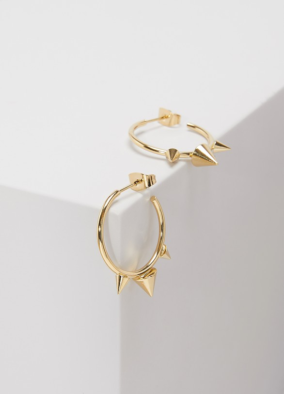 Isabel Marant Brass Earrings