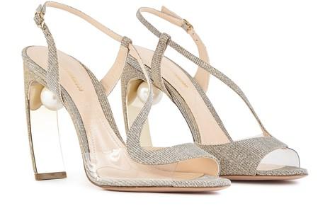 NICHOLAS KIRKWOODMaeva Pearl sandals