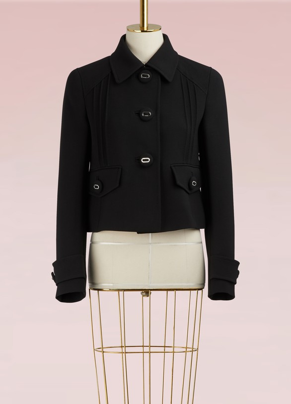 PradaVirgin wool jacket