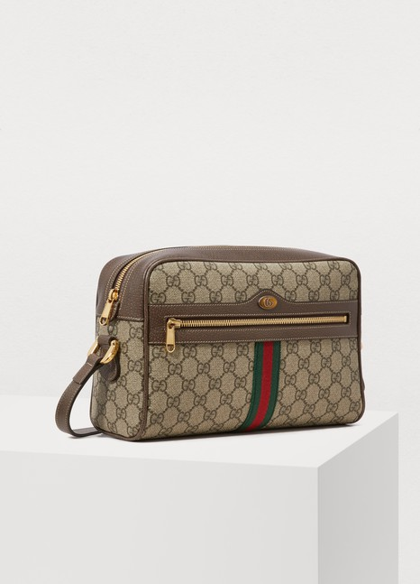 GucciOphidia GG Supreme small shoulder bag