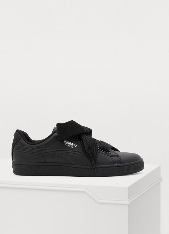ae8304f5cb8 Puma. Heart sneakers