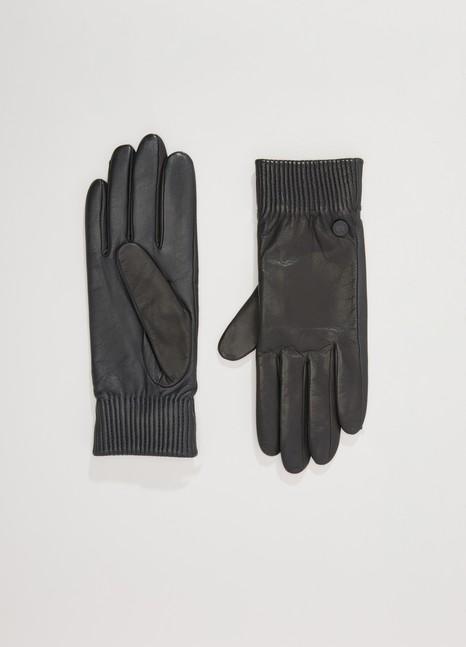 Canada GooseLeather Rib Glove