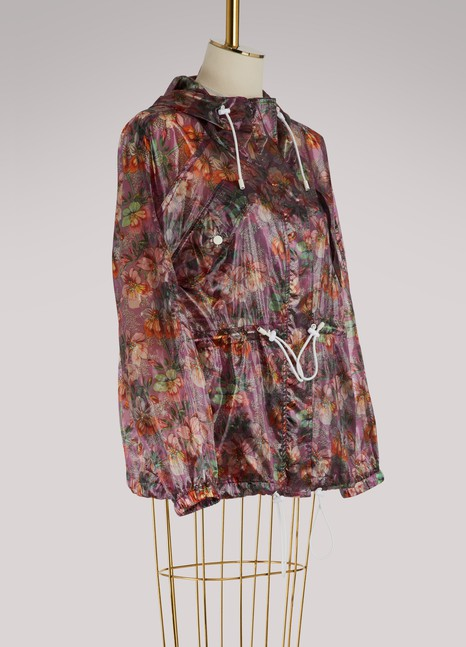 Isabel Marant Olaz raincoat