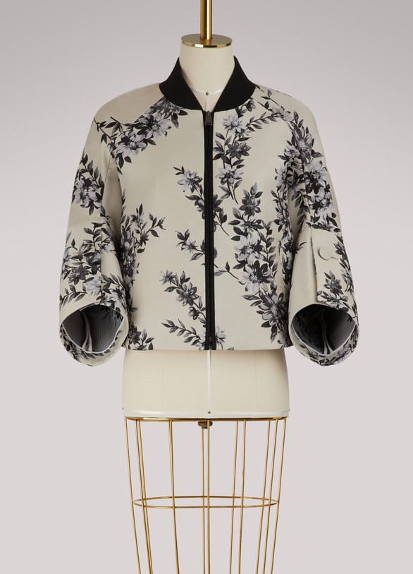Fendi Bomber-cape