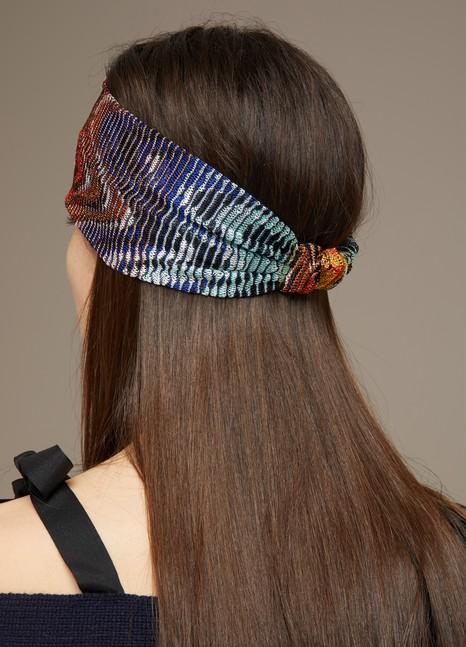 MissoniStriped headband