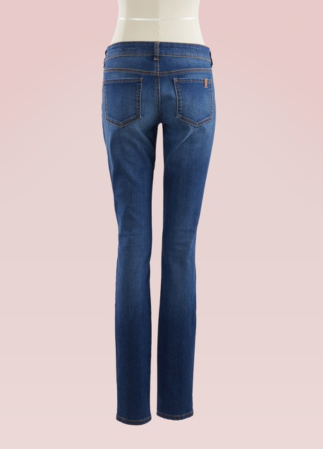 ATELIER NOTIFY Jean Medium Slim fit 5 poches Bamboo 34
