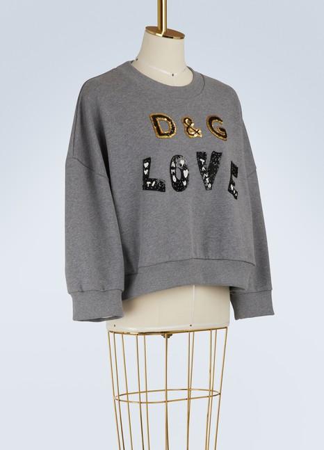 Dolce & GabbanaSweatshirt DG Love