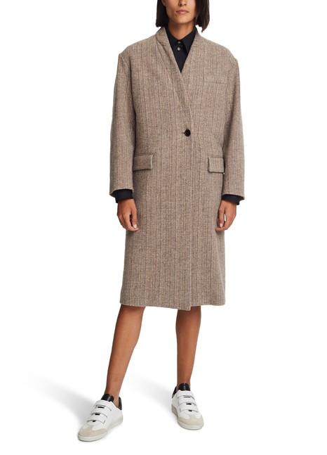 ETOILE ISABEL MARANTHenlo coat