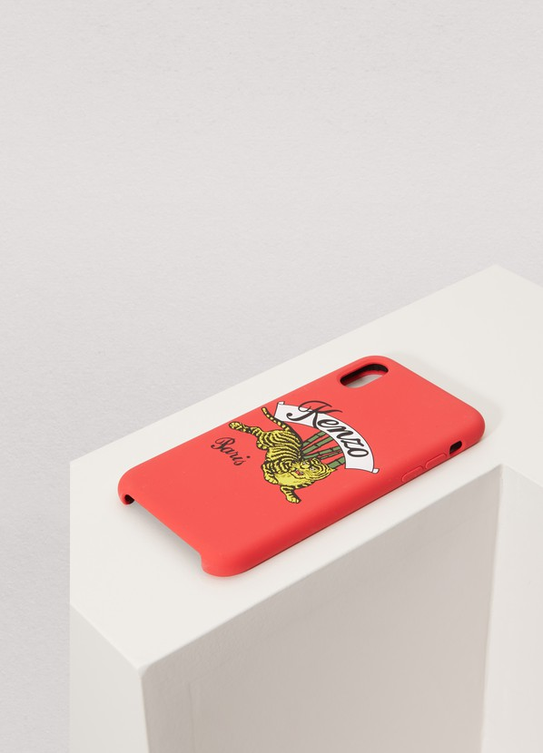 b207475c026a Kenzo Tiger iPhone X case ...