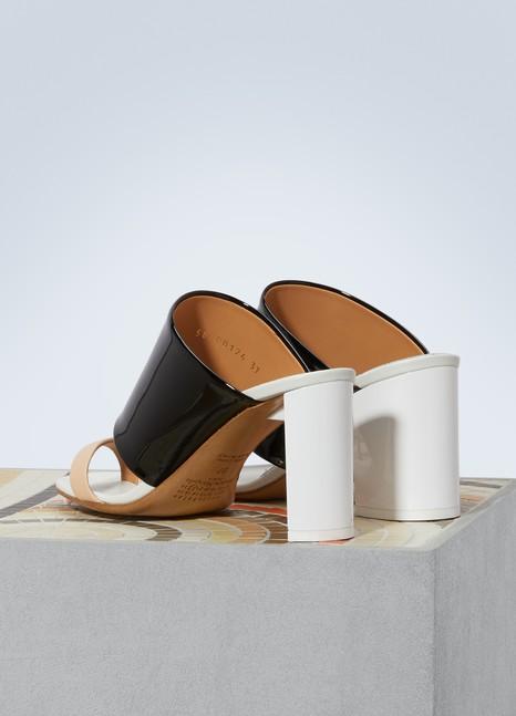 Maison Margiela Leather Sandals Gr. IT 39.5 ex6LaewV7Z