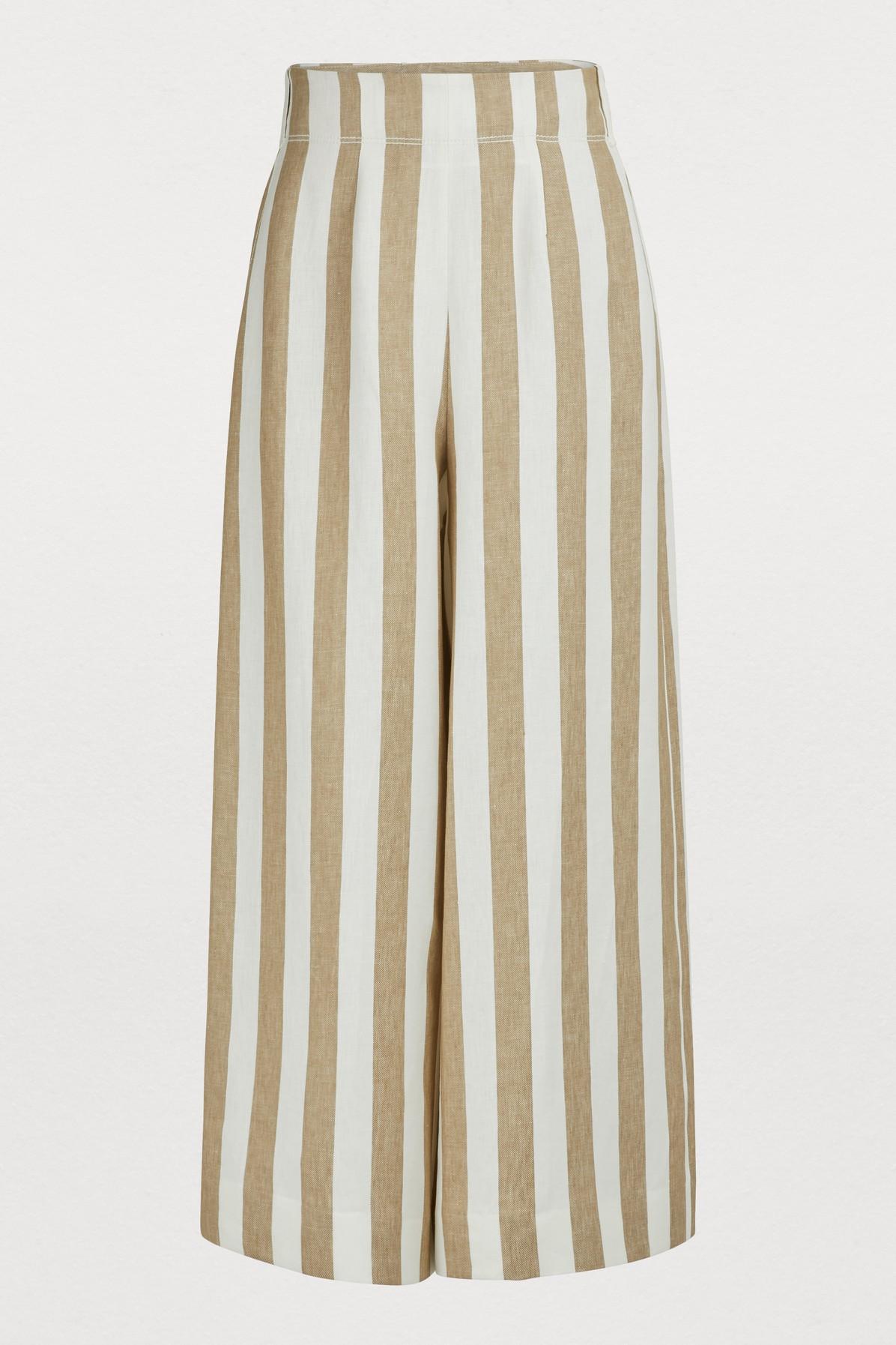 LORO PIANA | Balys Mid-Length Skirt | Goxip