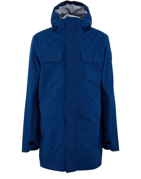 Canada Goose Herren Mantel Blau blau Gr. S, blau: