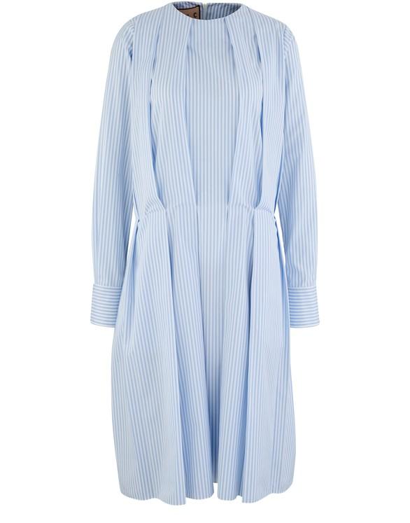 PLAN CCotton shirt dress