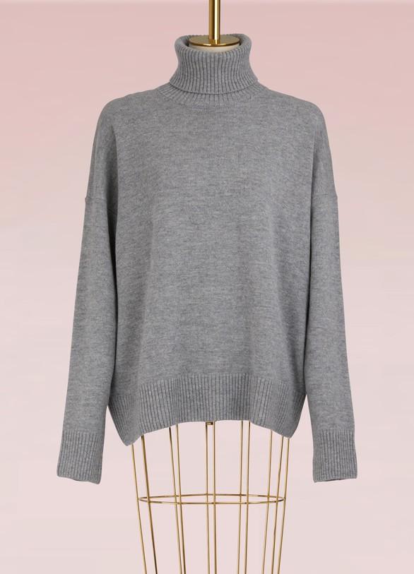 AmiPull col roulé en laine