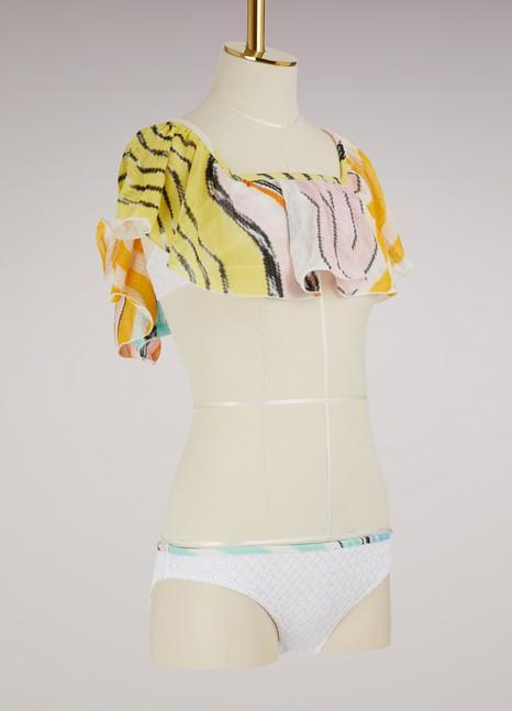 MissoniStriped bikini