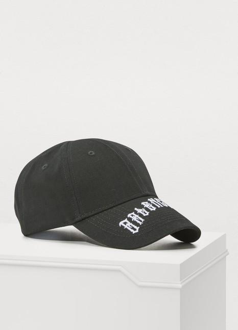BalenciagaTattoo cap