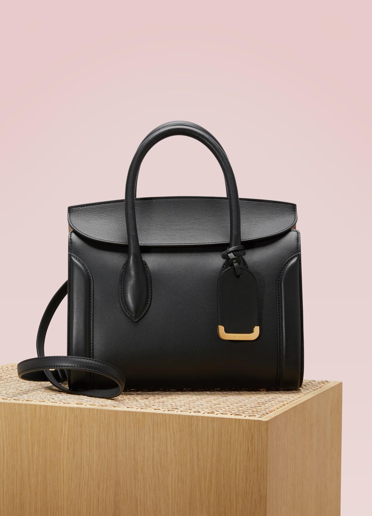 Heroine Leather Handbag | ALEXANDER MCQUEEN | 24 Sèvres