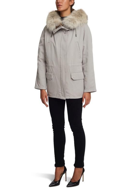 ARMY BY YVES SALOMON Femme   Mode luxe et contemporaine   24S