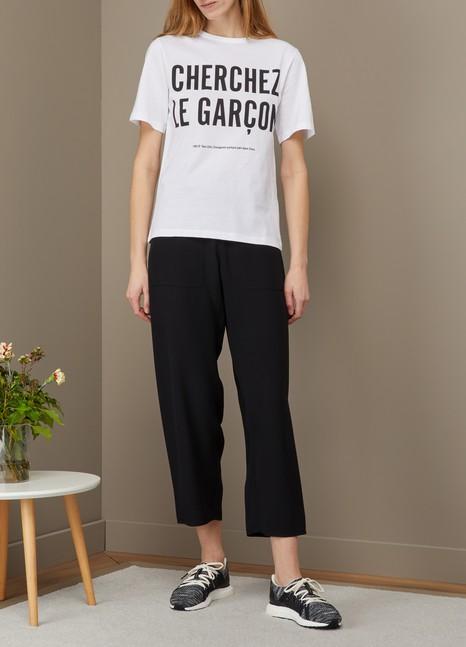 EtudesCherchez Le Garçon cotton T-shirt