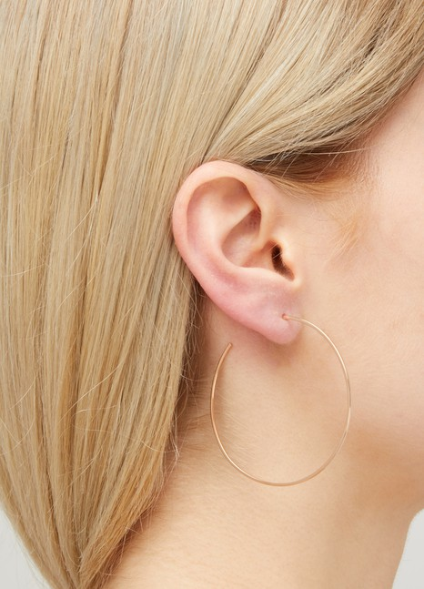 VANRYCKE Officiel single hoop earring