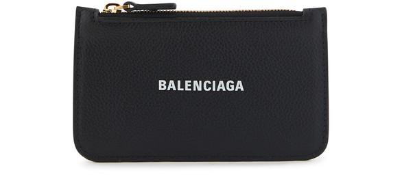 BALENCIAGAZipped card holder