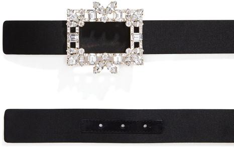 ROGER VIVIERRV belt with pin