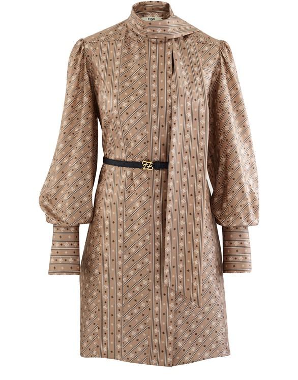 FENDIAbito Regimental dress