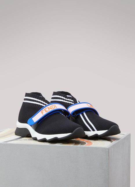 Sneakers en tissuFendi NH2wTkoZ