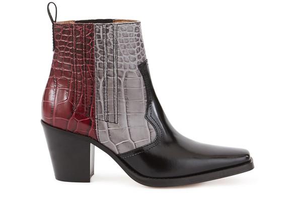 GANNICowboy ankle boots