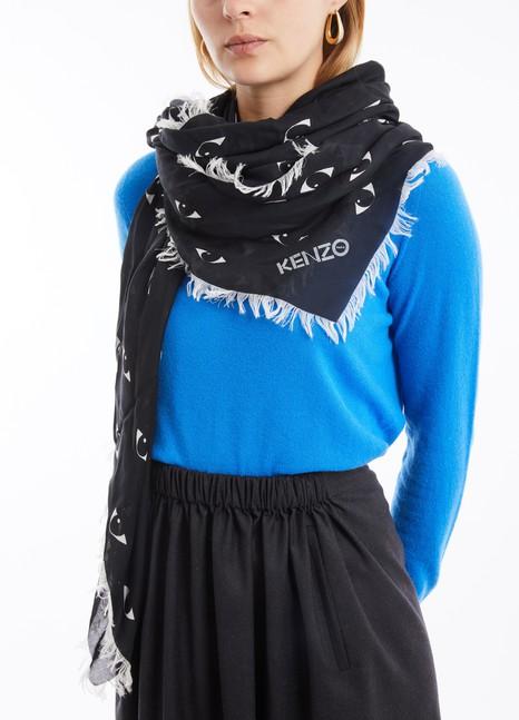 KENZOEye scarf