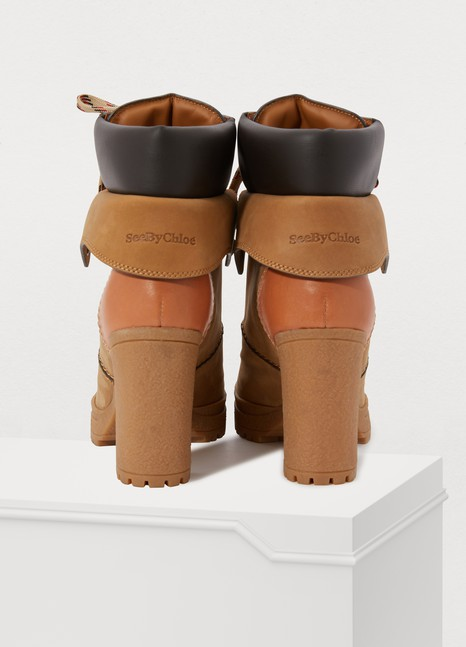 SEE BY CHLOEEileen ankle boots